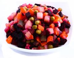Как сделать салат винегрет 817