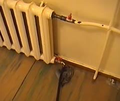 Как прочистить радиатор отопления своими руками 91