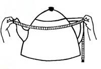 как сделать куклу на чайник своими руками